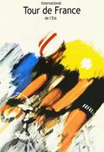 """11x14"""" CANVAS Decor.Room design art print.Tour de France.Bicycle race.Bi... - $30.00"""