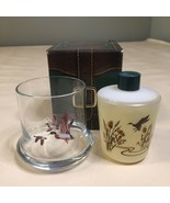 Avon Vintage 1981 Chesapeake Collection Glass and Wild  Country  After S... - $9.89