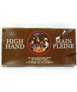 High Hand 1984 Board Game Milton Bradley 100% Complete Excellent - $6.90