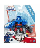 Transformers  Playskool Heroes Rescue Bots Optimus prime Dinosaur - $27.69