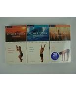 GAIAM Power Yoga Rodney Yee VHS 3 Tape Lot - $17.81