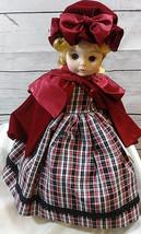 "Madame Alexander Molly 14"" Doll In Original Box #1561, Mint In Box - $45.00"