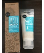 Matrix Style Link Air Dry Twisted Boho Curl Defining Air Dry Cream 3.4oz - $14.00