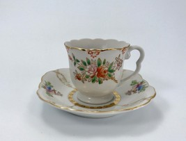 Merit Made In Japan Demitasse Cup and Nasco Japan Saucer - $14.95