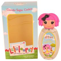 Lalaloopsy by Marmol & Son Eau De Toilette Spray (Crumbs Sugar Cookie) 1.7 oz fo - $9.95