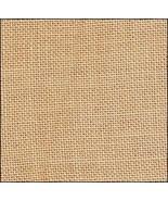 FABRIC CUT 32ct Olde Towne Blend linen 13x18 fo... - $14.00