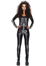 X-Ray Skeleton Catsuit Costume by Leg Avenue™/NWT - $69.95