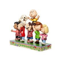"7.5"" ""A Grand Celebration"" Peanuts Collection Figurine by Jim Shore image 3"