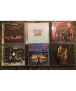 The Allman Brothers CD LOT of 6 - Eat a Peach, Fillmore, Decade Of Hits,... - $34.64
