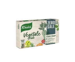 Knorr Dado Cathedral Zero SALE Soup Cube Zero Salt vegetable broth 8 Cub... - $4.56