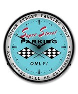 Super Street Parking Lighted Clock - $129.95