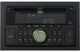 Jensen MP1524 CD Receiver with AUX/USB Inputs - $107.91