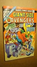 AVENGERS GIANT SIZE 3 *NICE COPY* 1975 HUMAN TORCH IMMORTUS KANG RAMA-TUT - $14.00