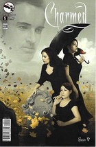 Charmed TV Series Comic Book Season 10 #5, Zenescope 2015 NEAR MINT UNREAD - $4.99