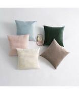 Luxury Velvet Gold Starry Diamond Bedroom Throw Pillowcase Sofa Cushion ... - $10.75+
