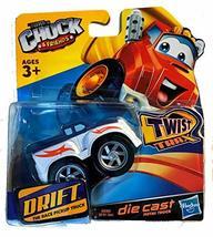Tonka Chuck & Friends Drift the Race Pickup Truck Twist Trax - $5.89