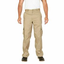 Men's Tactical Combat Military Army Work Slim Fit Twill Cargo Pants Trousers image 8