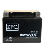 YTX4L-BS ZPC High Performance - Maintenance Free - Sealed AGM Motorcycle... - $21.41