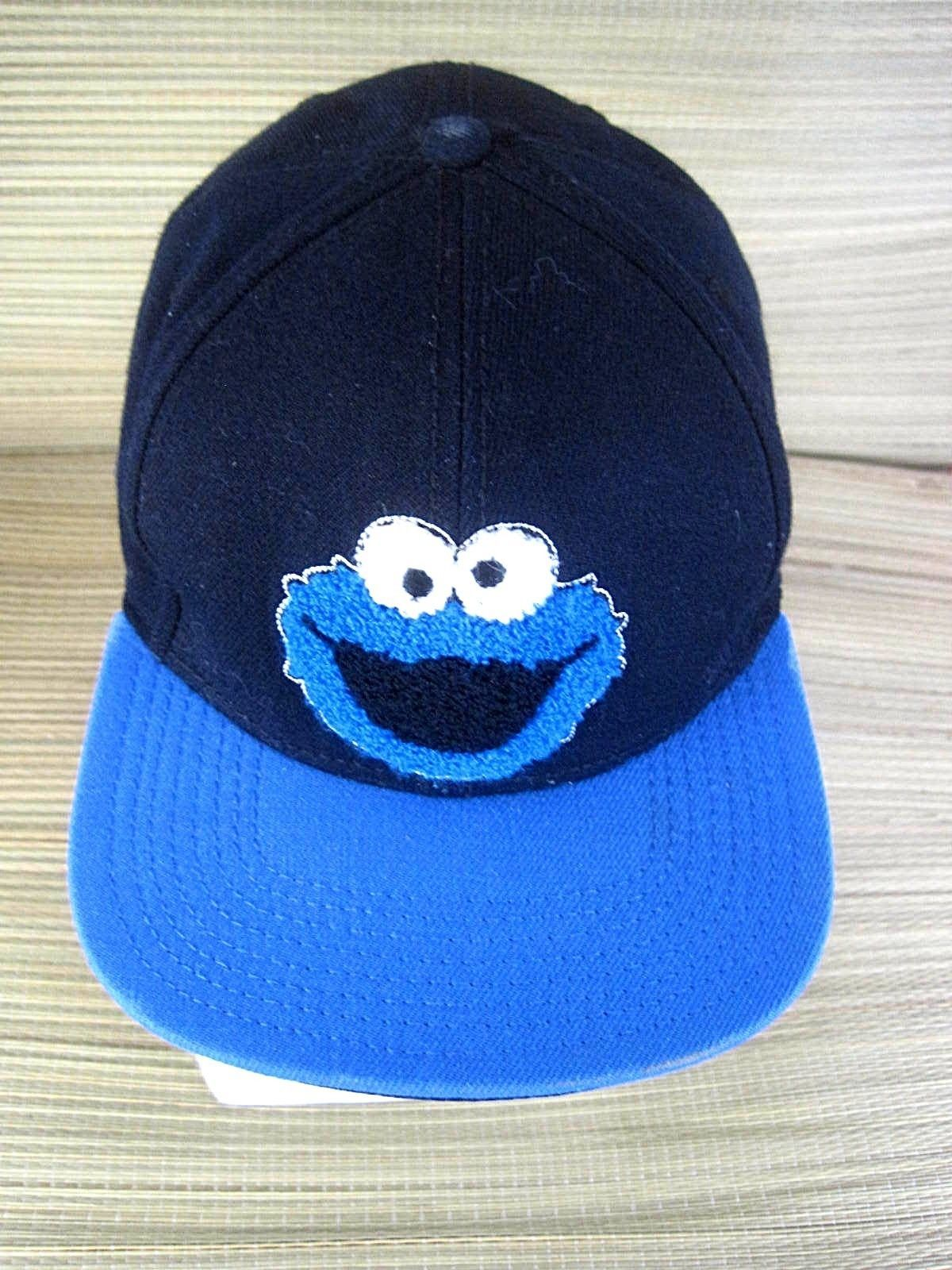 2aa8ce01 SESAME STREET ball cap adustable Cookie and 41 similar items