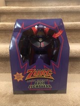 """New Disney Store Toy Story Talking Light-Up Emperor Zurg Action Figure 12"""" - $48.37"""