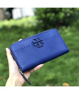 Tory Burch Mcgraw Zip Continental Leather Wallet - $149.00