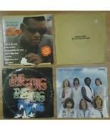 Record Album Qty 4 Ray Charles Grand Funk Electric Flag Three Dog night - $21.84