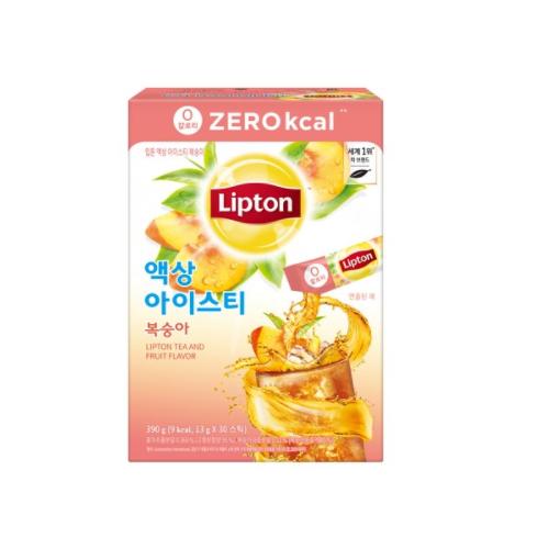 Lipton Zero Calorie Liquid Ice Tea Peach 13g * 30ea - $16.17