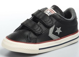 Converse Infant Star Player Ev 2V Ox Trainers Kids Children Shoes 758155... - $40.24