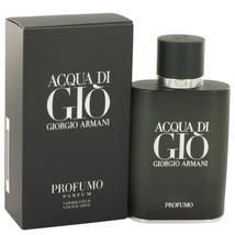 Acqua Di Gio Profumo by Giorgio Armani Eau De Toilette Spray 2.5 oz - $124.95