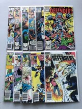 Lot of 11 Defenders (1st Series) from #71-135 FN-VF Very Fine - $39.60