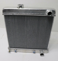 PWR RADIATOR Aluminum 64-66 Ford Mustang Muscle Car with Auto Trans USA NEW - $199.99