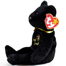 1999 TY Beanie Baby Original The End New Years Teddy Bear Beanbag Plush Toy Doll image 2