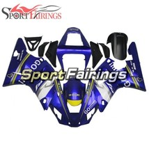 For Yamaha R1 YZF1000 R1 2000 2001 00 01 Blue Yellow GO!!! Bodywork abs ... - $393.87