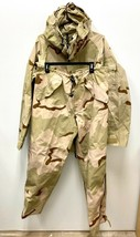 USGI ECWCS GORE-TEX COLD WEATHER DESERT CAMO SET (PARKA AND PANTS) - MEDIUM - $143.55