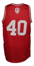 Cody Zeller #40 College Basketball Jersey Sewn Red Any Size image 2