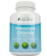 Purely Holistic Potassium Chloride 99 Mg 365 Tablets - $25.00