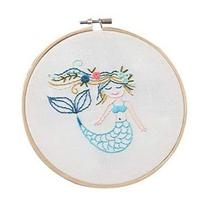 2 Pack Handmade Embroidery Material Kit Beginner Cross-stitch Paintings,... - $23.00