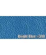 69-70 ROADRUNNER/GTX CONVERTIBLE SUNVISORS,COACHMAN PATTERN, BRIGHT BLUE... - $158.80