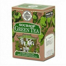 Mlesna Soursop Ceylon Green Leaf Tea** Graviola** 200g in Loose Pack - $13.37