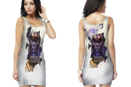 thanos 2 Bodycon Dress - $25.99+