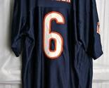NWT NFL CHICAGO BEARS Mens Navy Jay Cutler #6 T-Shirt Sz B/&T 280306RM