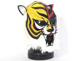 Tiger Mask & Tiger the Dark Pro Specification Mask New Japan Wrestling - $1,398.55