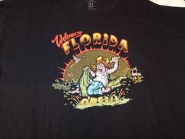 O'Neill Mens Black Short Sleeve T Shirt XXL 2XL Modern Fit Gator Done Fl... - $21.77