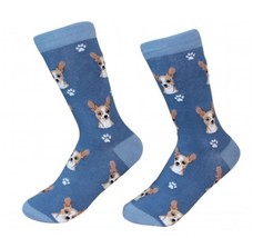 Chihuahua Tan  Socks Unisex Dog Cotton/Poly One size fits most - $11.99