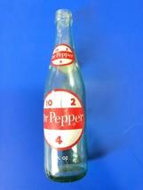 Vintage Dr Pepper Glass Bottle 10 2 4 Salem Oregon Empty Soda  - $49.99
