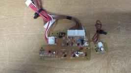 Hitachi 50V715 -LED & Power Button Board (JK08586-C & JK08586-I) - $19.79