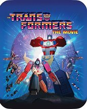 Transformers: The Movie 30th Anniversary Steelbook  [Blu-ray]