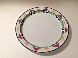 """Dansk Bistro Plate 8.75"""" House Sun NO chips or cracks - $9.50"""
