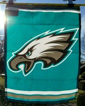 Eagles Garden Flag NFL Wincraft 11 By 14 - $11.88