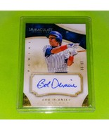 MLB BOB DERNIER CHICAGO CUBS 2014 PANINI IMMACULATE COLLECTION AUTO SP/9... - £5.81 GBP